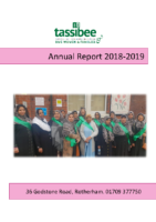 Tassibee Annual Report 2018-19